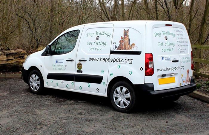 Pet Walking Services - Failsworth